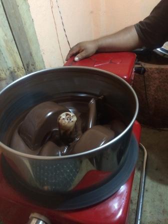 Hmm chocolate…