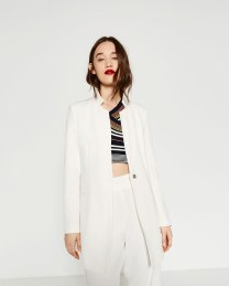 Crepe Blazer from Zara